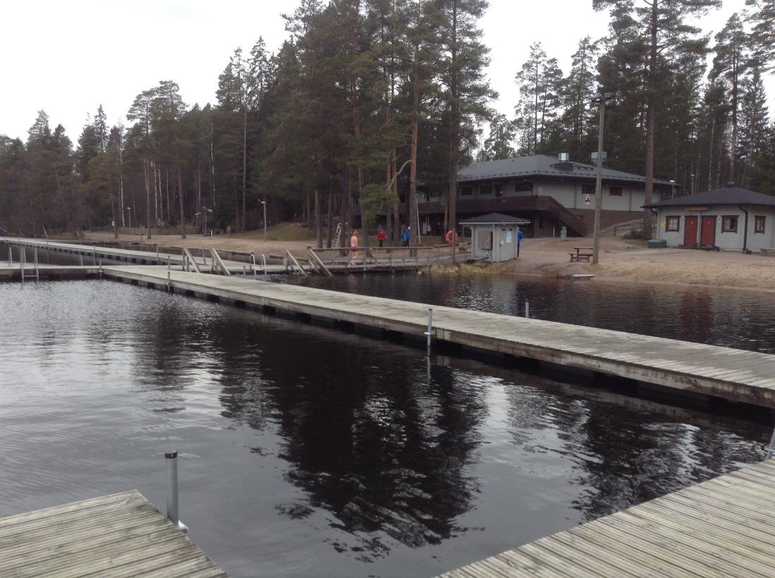 Kuusijärvi Avanto